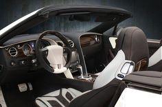 Bentley Continental GT от Mansory Design