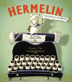 Free Resources - Recommended Reads - Hermelin the Detective Mouse