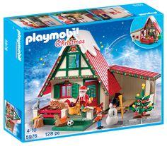 Playmobil Santa's Home