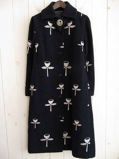 Mina Perhonen coat - Angel textile
