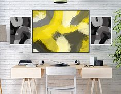This project was fun to create as I am a huge fan of Abstract art. I have decided to stick with minimal colours to give the art piece a more abstract look and feel. This art piece would be perfect for any room that is based on a theme colour. Abstract Canvas Art, Canvas Prints, Art Prints, Art Pieces, Behance, Photoshop, Colours, Graphic Design, Printed