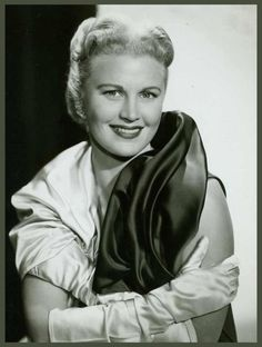 Joan CAULFIELD actress of the 40's 50's ( 1922 -  1991)   Paramount Pictures