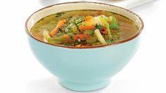 Ned i vekt med velsmakende supper. Food To Make, Curry, Easy Meals, Dinner Recipes, Vegetarian, Eat, Cooking, Healthy, Ethnic Recipes