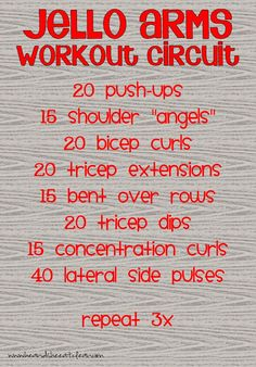 Need an upper body circuit workout to shock those muscles and get you back on track? You just found it! Try this and you will be sculpted in no time flat! #exercise #fitness #routine #circuittraining #workout #heandsheeatclean