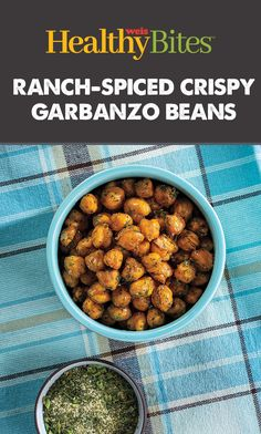Snacking on protein packed garbanzo beans is a great way to stay nourished between meals. Nutritional Value, Protein Pack, Chana Masala, Dog Food Recipes, Ranch, Spices, Beans, Healthy, Ethnic Recipes