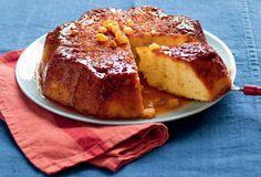 Le gâteau de semoule