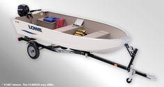 V1469 HD  Utility-V Boat