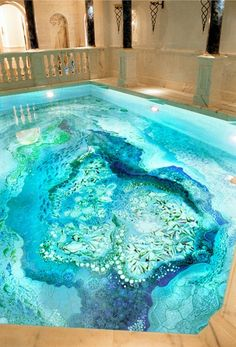 beauty swimming pool design and uniqueness