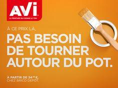 AVI #advertising #outdoor I Nicolas Baral