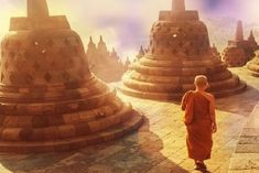Top 10 Most Wonderful Historic Monuments in the World ! number 1 and 2 are most Beautifull ! Borobudur Temple, Giant Tree, Pyramids Of Giza, Fairytale Castle, Great Wall Of China, Easter Island, Parthenon, Buddhist Temple, Angkor Wat