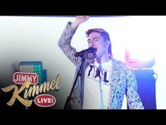 "▶ Walk the Moon Performs ""Shut Up and Dance"" - YouTube 