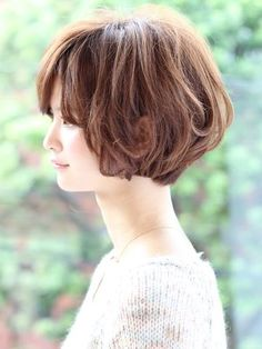 A no thank you reference 😁 My Hairstyle, Pretty Hairstyles, Short Hairstyles For Women, Hairstyles Haircuts, Medium Hair Styles, Short Hair Styles, Asian Hair, About Hair, Hair Dos