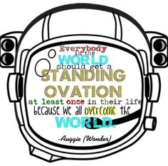 Quotes From Wonder Movie Delectable Choose Kind The Wild Rumpus  Video Link Illusions And People