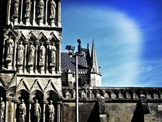 Salisbury Cathedral, England, 2009