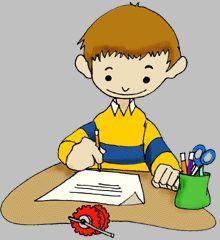 niño escribiendo 2