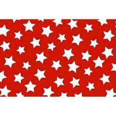 SheetWorld Fitted Sheet (Fits BabyBjorn Travel Crib Light) - Primary Stars White On Red Woven