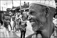 Addis Abeba. Viejo del Merkato