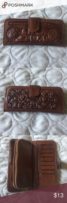 Guadalajara leather wallet 🇲🇽 Never used! 100% genuine leather wallet. Bags Wallets