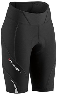 Louis Garneau Women's Neo Power Motion Cycling Shorts, Black, Medium Check out the image by visiting the link.