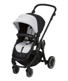 Love this Stone Click'N Move Stroller by Kiddy USA on #zulily! #zulilyfinds