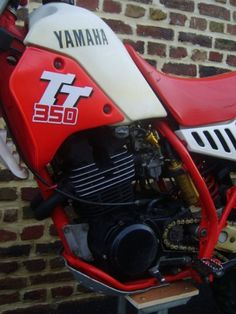 Yamaha 350 TT