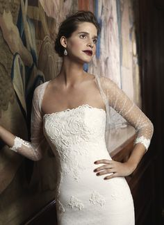 Raimon Bund� ~ Two New Bridal Collections For Spring/Summer 2014 (to die for!)