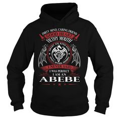 ABEBE Good Heart - Last Name, Surname TShirts