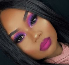 Find more information on eye makeup tips and tricks Makeup Inspo, Makeup Art, Makeup Tips, Beauty Makeup, Hair Makeup, Hair Beauty, Makeup Basics, Dark Skin Makeup, Makeup Essentials