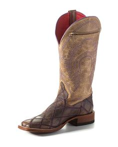 Macie Bean Women's Call Me Maybe Cowgirl Boots - HeadWest Outfitters