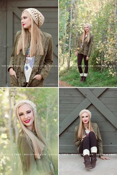 Fall Senior Pictures in Bend by Oregon's Premier Senior Portrait Photographer, Holli True