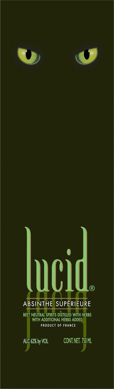 I love Lucid. Lucid (latest label October 2012) / we have this bottle