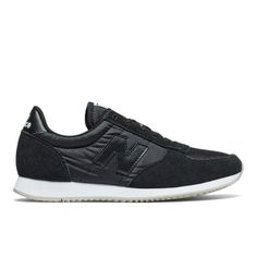 220 New Balance Women's Shoes - Black (WL220BK)