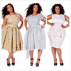 Cute summer dresses for plus size