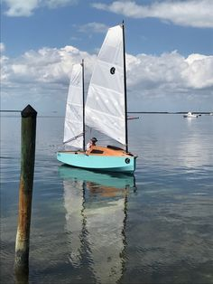 Post with 0 votes and 275 views. JF Bedard finishes the 2017 Everglades Challenge in his own design - ROG. (River of Grass). River Of Grass, Sailing Dinghy, Beyond The Sea, Sail Boats, Yacht Boat, Yacht Design, Boat Building, Boating, Ships