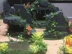 Image result for styrofoam lizardmen pyramid Crafty, Plants, Image, Plant, Planets