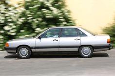 Audi 100 CS, Typ 44, car of the year 1983