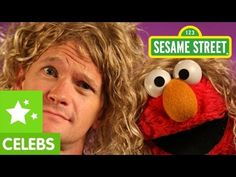 Sesame Street: Neil Patrick Harris and Elmo Talk About Curly - YouTube
