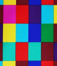 Tela Cuerina Estampada Colors