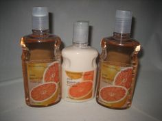 Bath & Body Works Pink Grapefruit « Holiday Adds