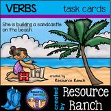 VERBS task cards - parts of speech
