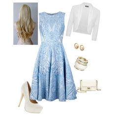 BRIDESMAIDS INSPIRATION! If you are going to wear this look, please let me know by leaving a comment below.