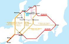 How to travel between Tateyama Kurobe Alpine Route and Tokyo