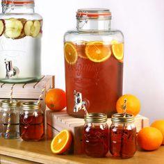 Kilner - 5 liter tap voor limonade, ice-tea of cocktails
