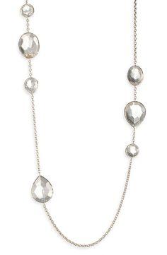 Ippolita 'Rock Candy - Gelato' Station Long Necklace