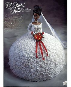 The Bridal Belle Collection Miss December by grammysyarngarden, $12.00