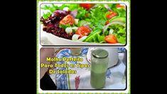 🍅🍆🌽Molho Perfeito Para Todos os Tipos de Saladas com Déby & Ian🍅🍆🌽