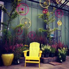 garden whimsy...