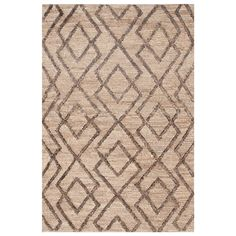 Bunny Williams for Dash & Albert Marco Oak Soumak Woven Rug