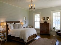 love the lighting & plank walls ~ desire to inspire - desiretoinspire.net - Stalking muted elegance