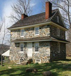 Farmhouses of the Brandywine Valley, Pennsylvania - .
